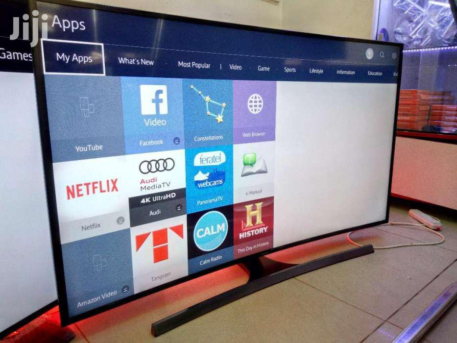 55inches Samsung Curve Smart