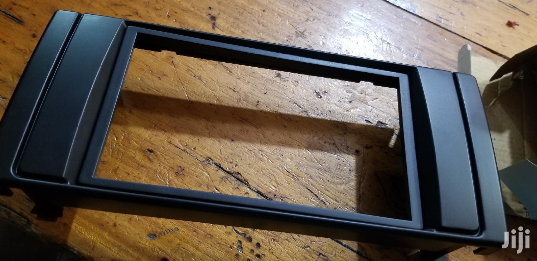 X5 BMW Radio Bracket Console Box