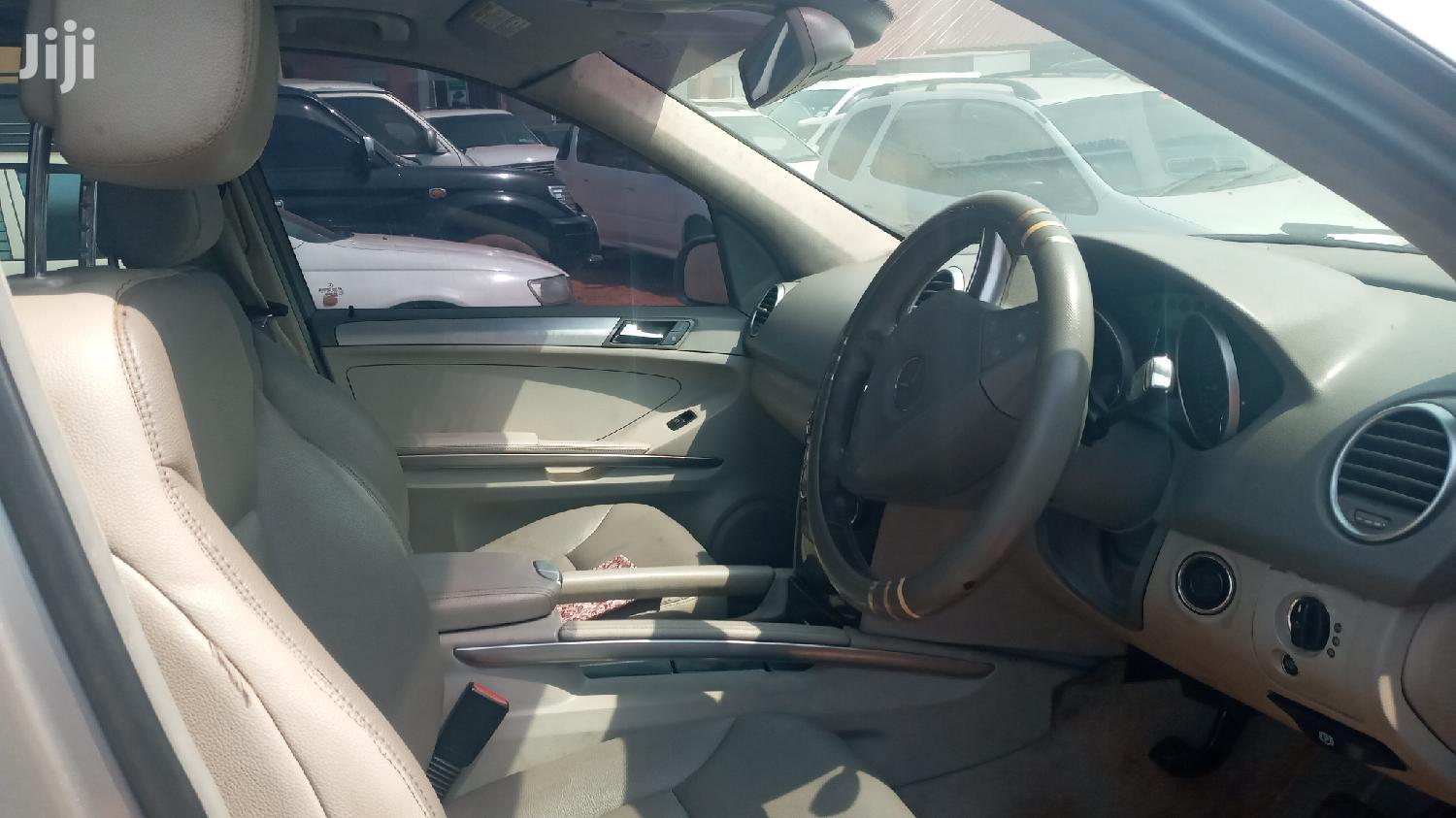 Mercedes-Benz M Class 2005 Gold   Cars for sale in Kampala, Central Region, Uganda