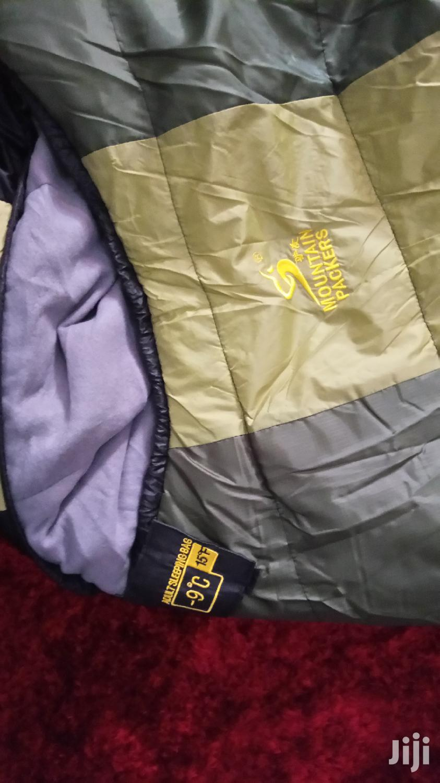 Mountain Packers Sleeping Bag
