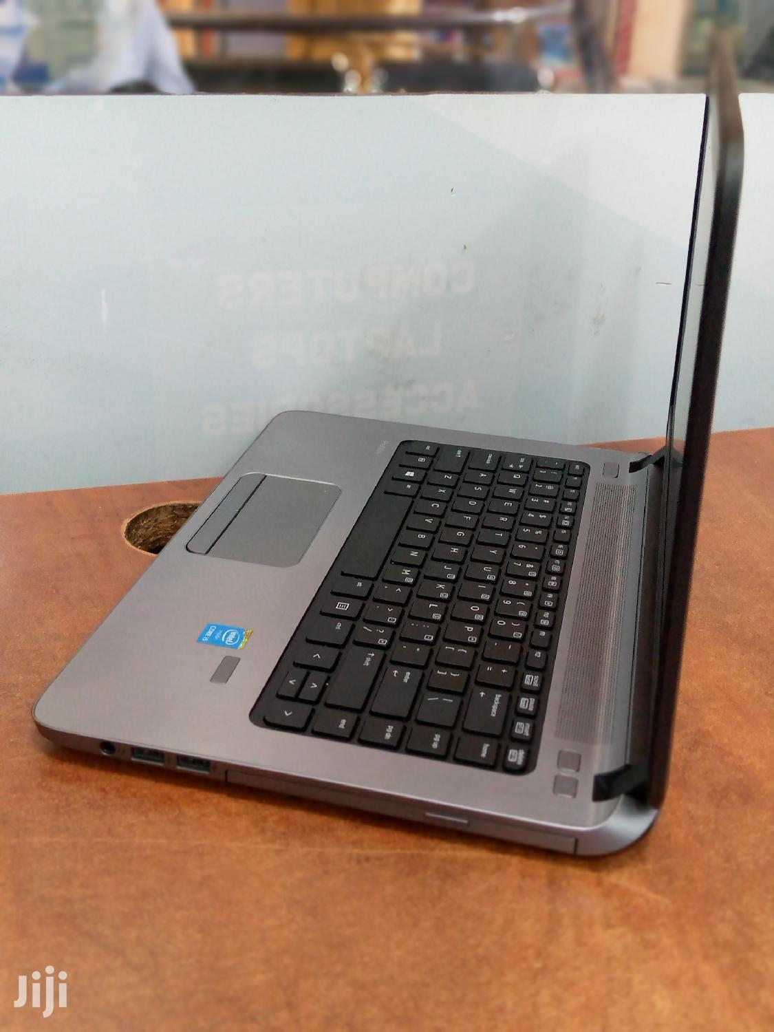 New Laptop HP ProBook 440 G2 8GB Intel Core i5 HDD 500GB | Laptops & Computers for sale in Kampala, Central Region, Uganda