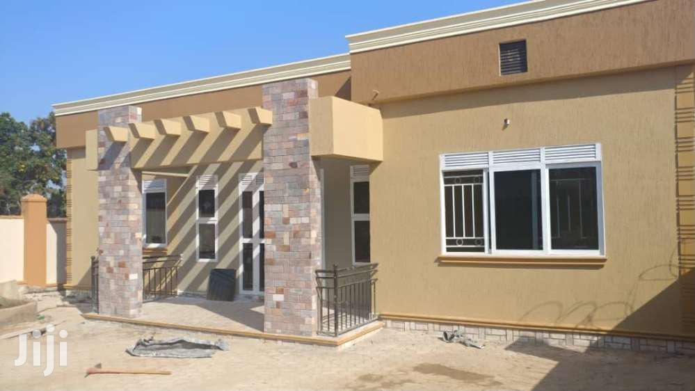 Three Bedroom House In Namugongo Sonde For Sale