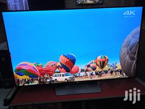 Sony Smart Android 4K UHD Ultra Slim Flat TV 65 Inches