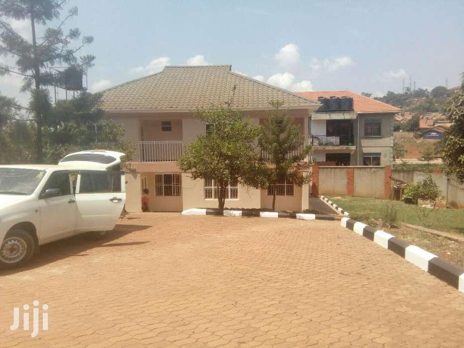 Two Bedrooms Duplex House for Rent in Kisaasi