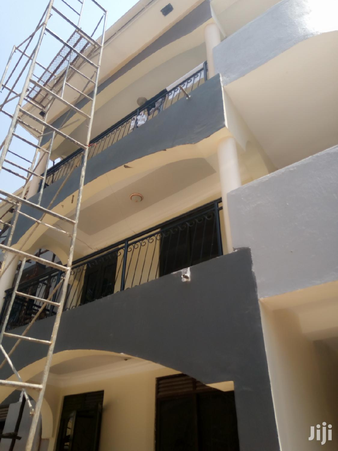 Two Bedroom New Apartments for Rent in Kyanja