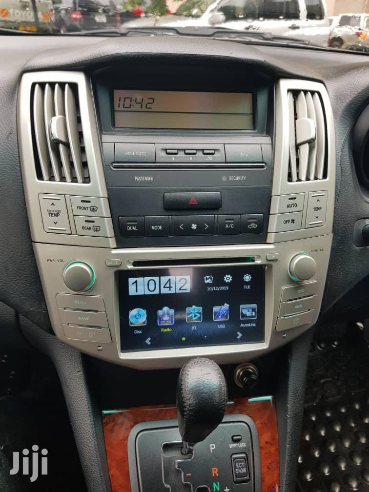 Harrier Car Radio