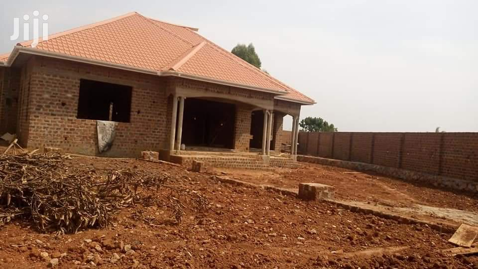 Four Bedroom Shell House In Namugongo For Rent