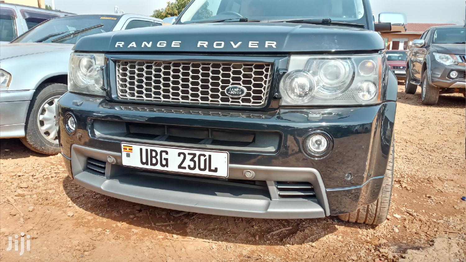 Land Rover Range Rover Sport 2007 Black | Cars for sale in Kampala, Central Region, Uganda