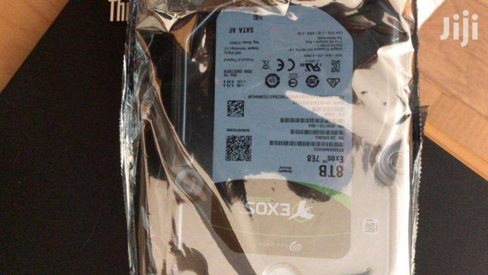 SEAGATE 8TB Internal Hard Disk 8 TB Drives | Computer Hardware for sale in Kampala, Central Region, Uganda