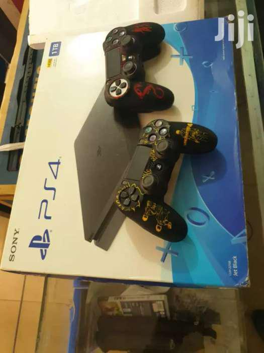 PS 4 , Slim | Video Game Consoles for sale in Kampala, Central Region, Uganda