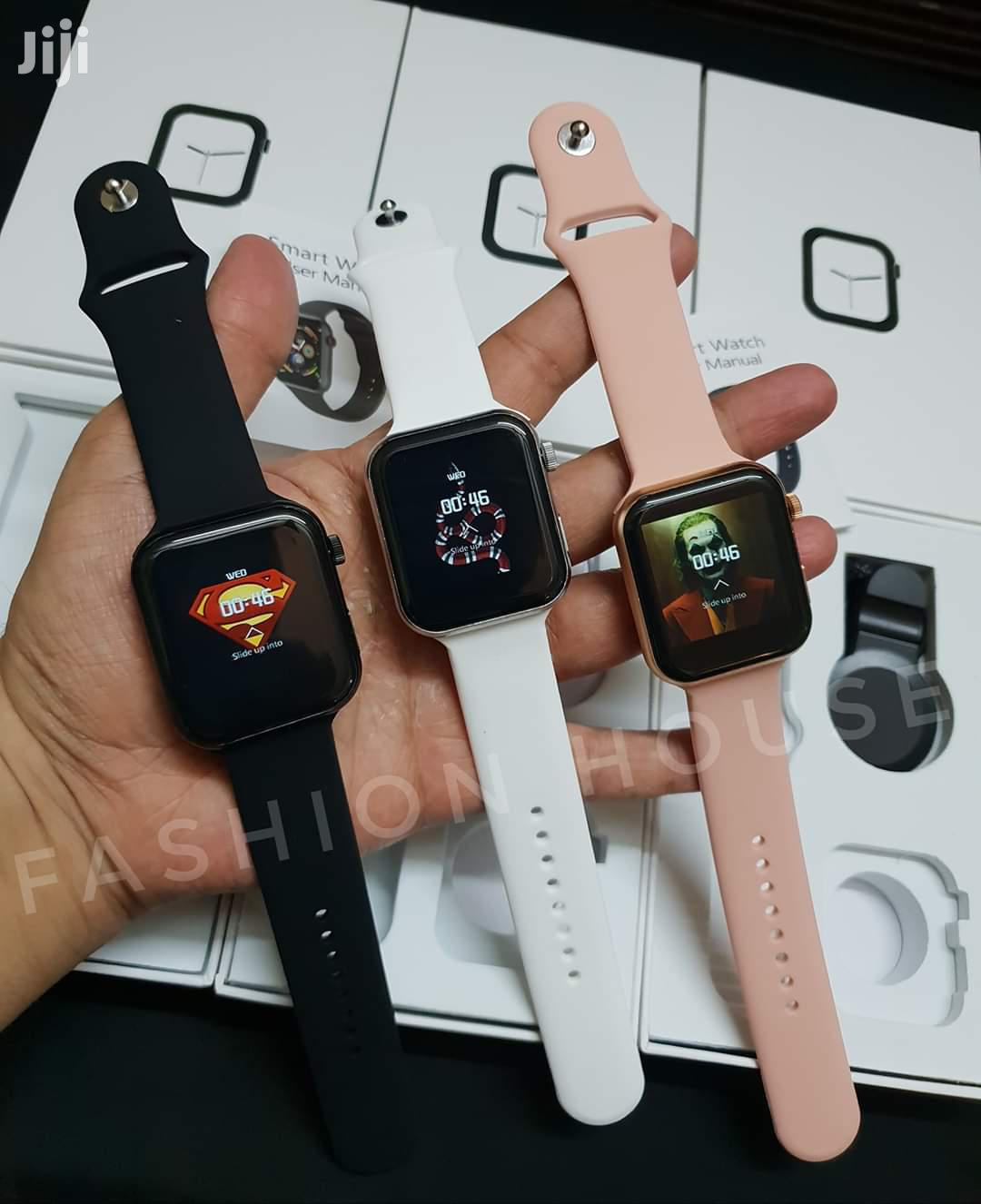 Iwatch Series 5 44mm | Smart Watches & Trackers for sale in Kampala, Central Region, Uganda