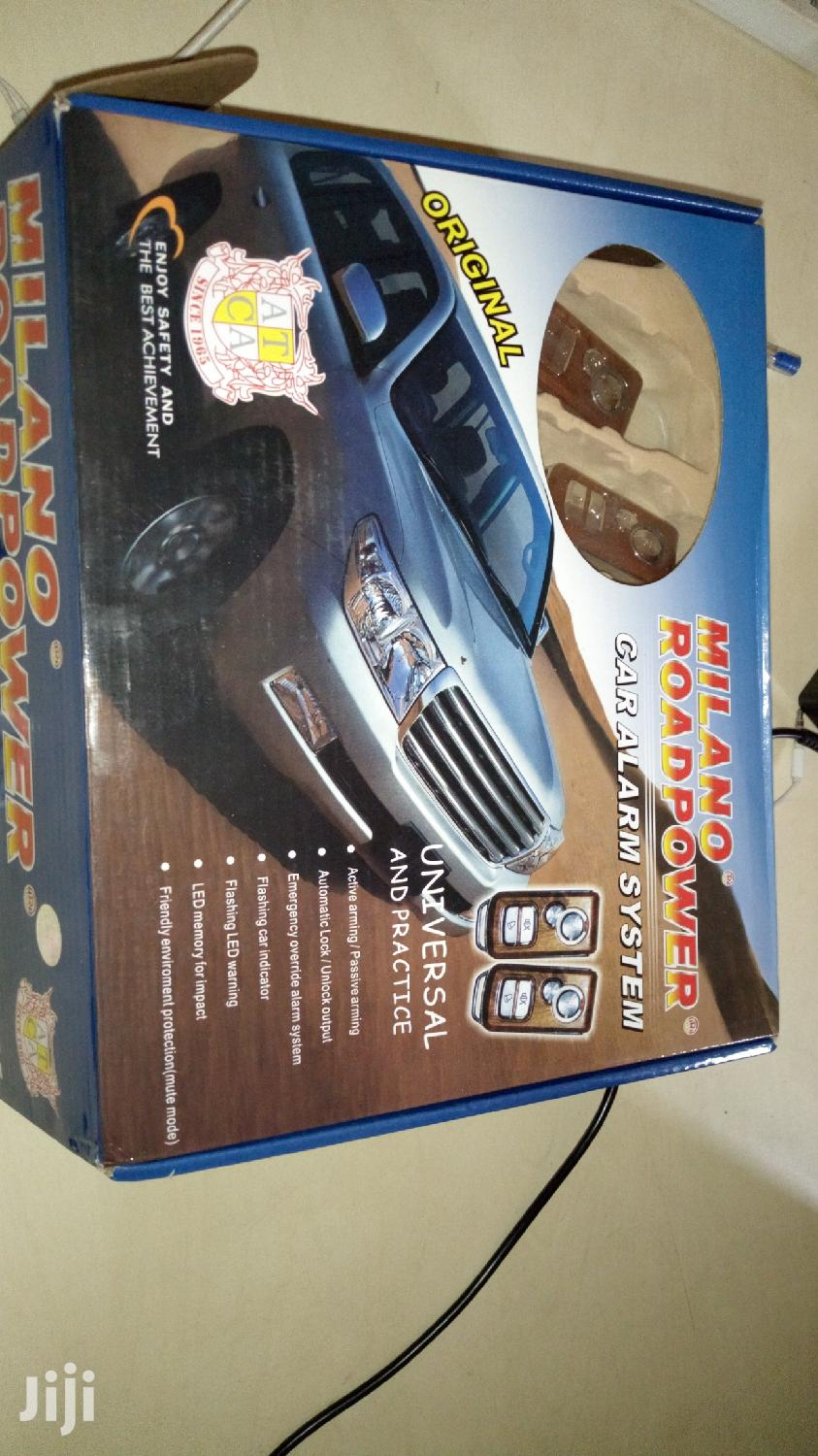 Vehicle/ Car Alarm | Vehicle Parts & Accessories for sale in Kampala, Central Region, Uganda
