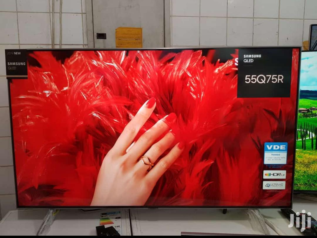 Samsung 55inches QLED SUHD 2019 Model | TV & DVD Equipment for sale in Kampala, Central Region, Uganda