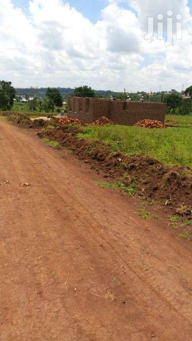 Mukono Nassuti Plots,50ftby100ft Plots   Land & Plots For Sale for sale in Mukono, Central Region, Uganda