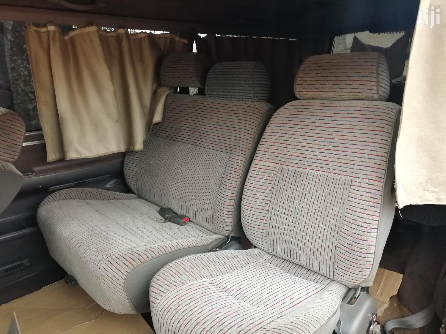 Toyota Regius Van 1999 Silver | Buses & Microbuses for sale in Kampala, Central Region, Uganda