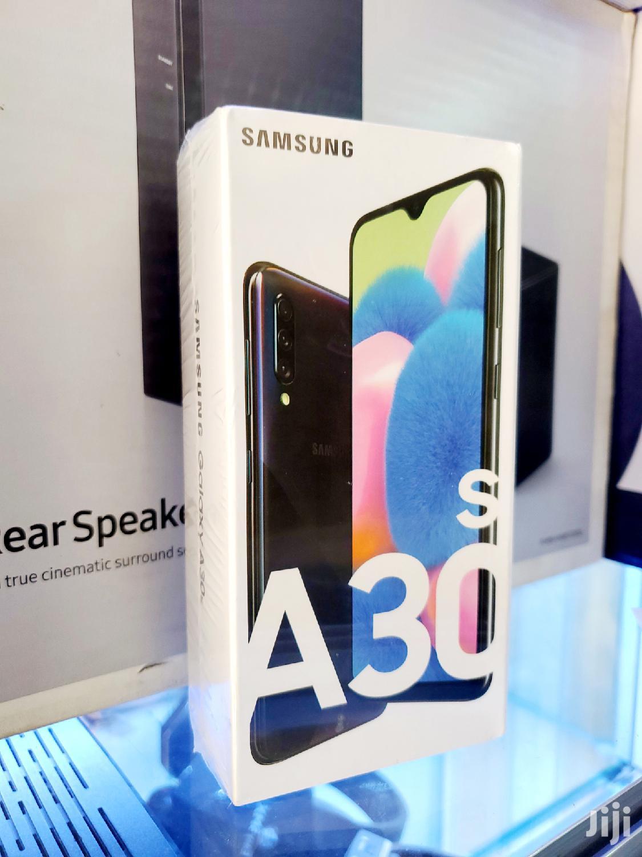 New Samsung Galaxy A30s 64 GB Black