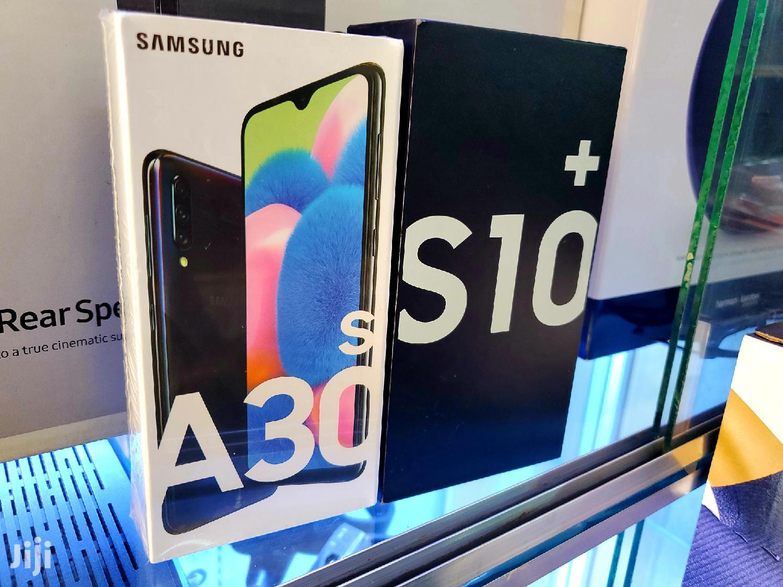 New Samsung Galaxy A30s 64 GB Black | Mobile Phones for sale in Kampala, Central Region, Uganda
