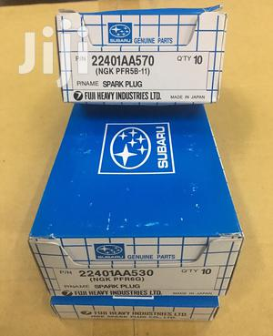Subaru Spark Plugs-turbo And Non-turbo Charged Models