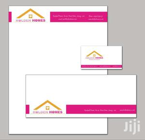 Company Letter Heads And Branded Envelopes   Printing Services for sale in Central Region, Kampala