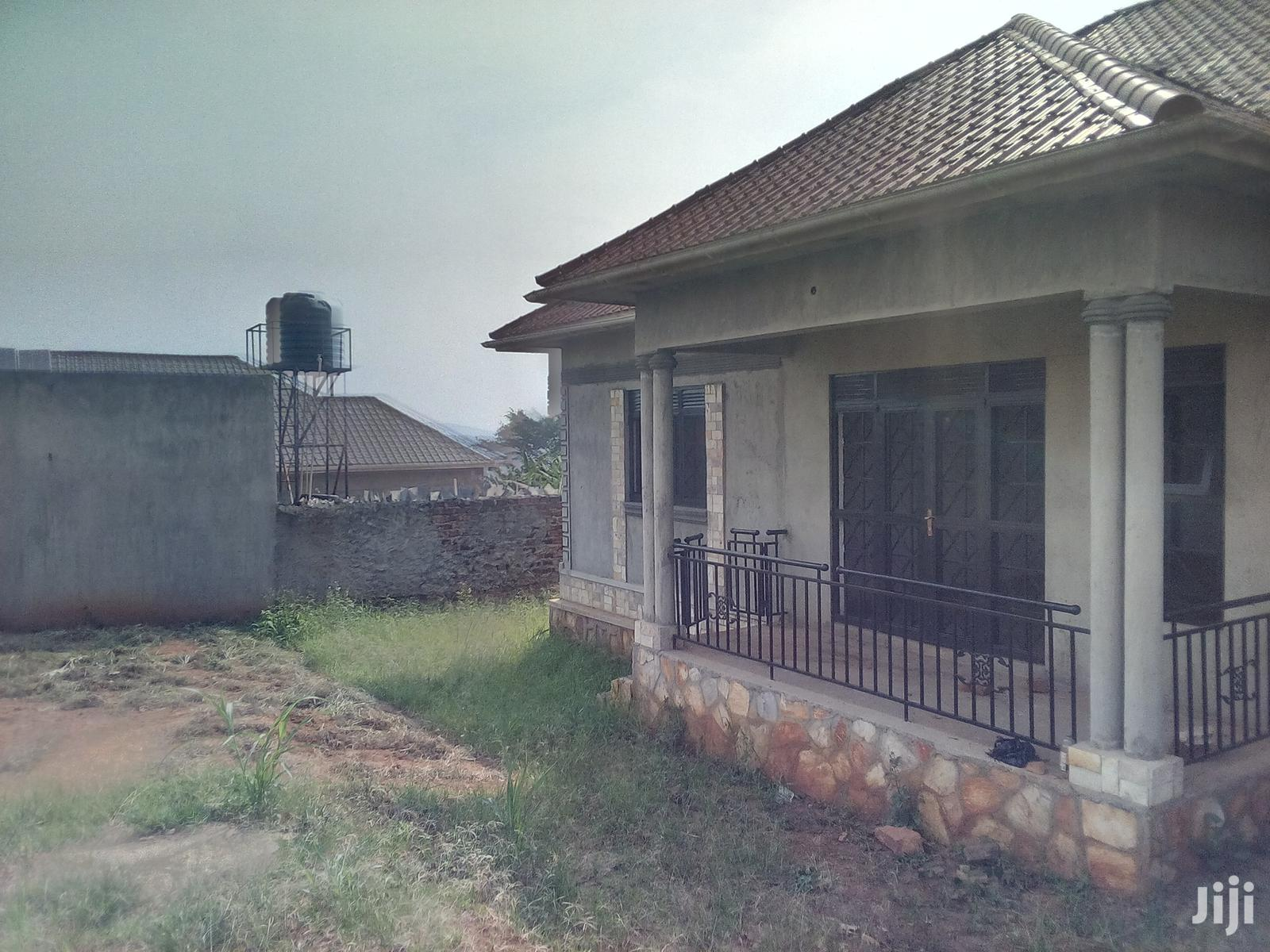 Semi Finished House In Bulenga Near Forest For Sale