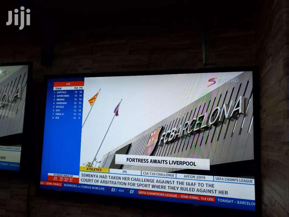 Archive: LG 43inches LED DIGITAL FLAT SCREEN TV