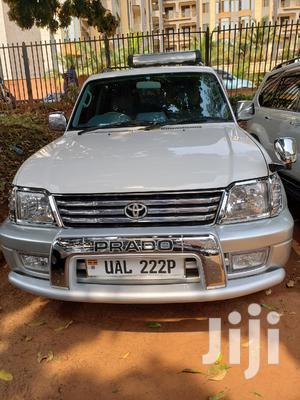 Toyota Land Cruiser Prado 2000