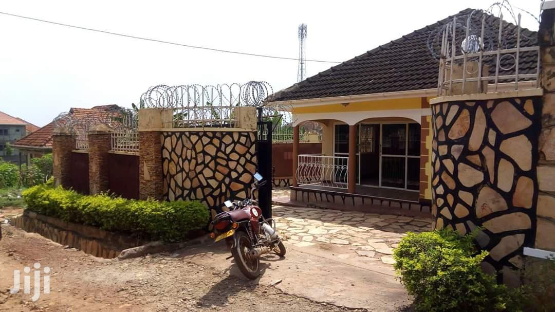 Archive: Stand-Alone House for Rent 3 Bedrooms in Najjera