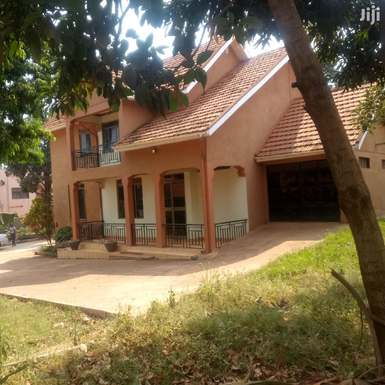Four Bedroom House In Najjera For Rent