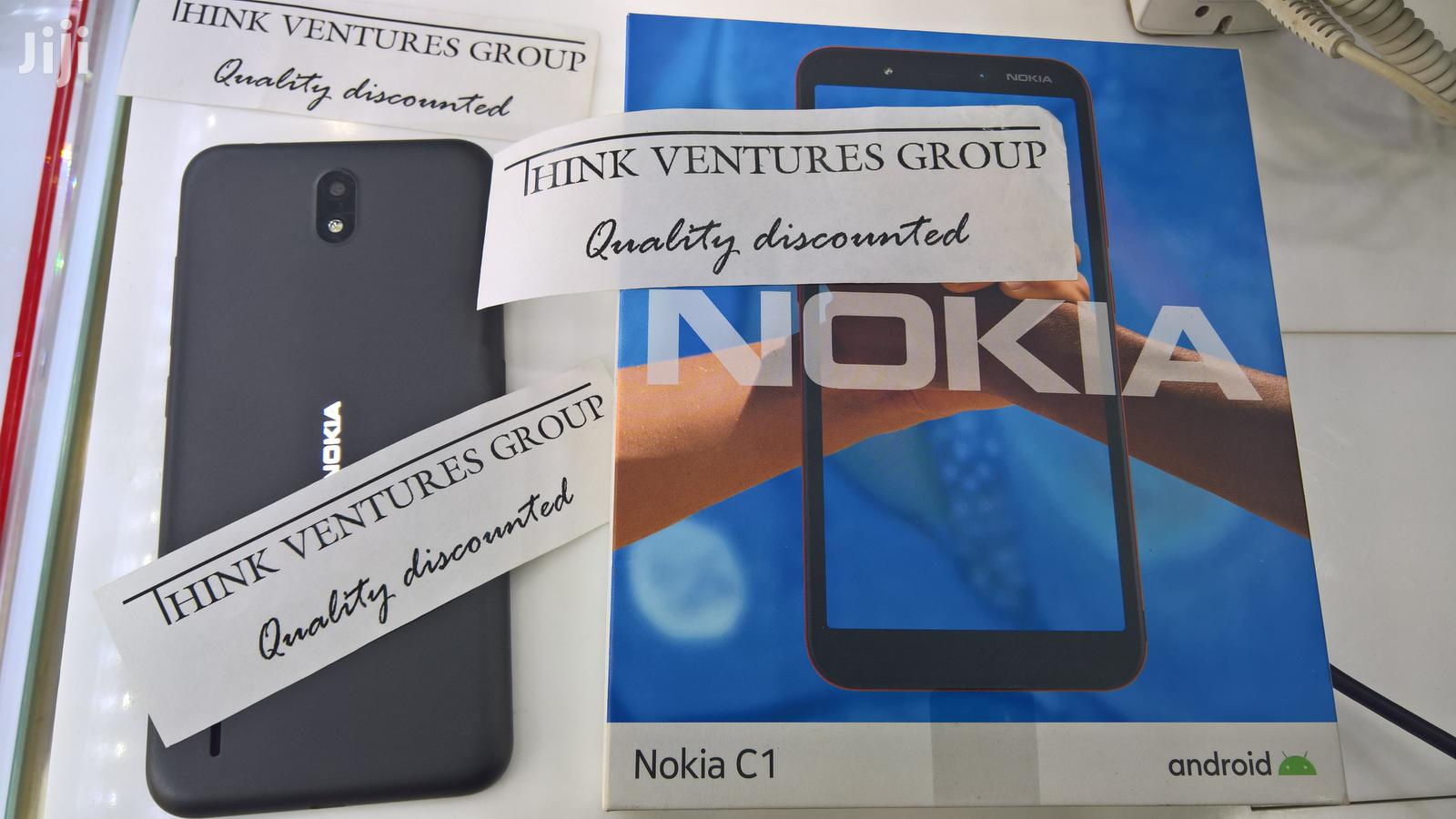 Archive: New Nokia C1 16 GB Black