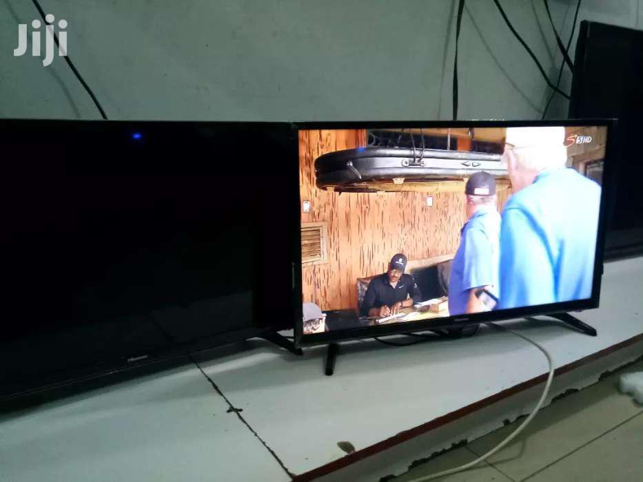 32' Hisense Flat Screen Digital TV & Satellite | TV & DVD Equipment for sale in Kampala, Central Region, Uganda