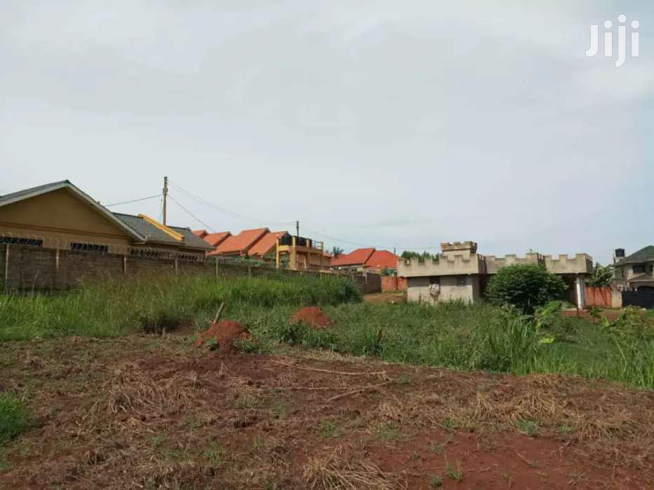 Land In Najjera Buwate For Sale