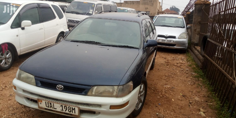 Archive: Toyota Corolla 1995 Blue
