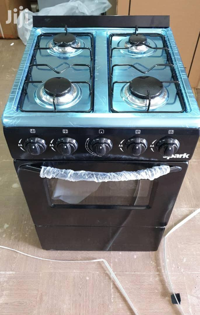 Archive: Spark All Gas Cooker
