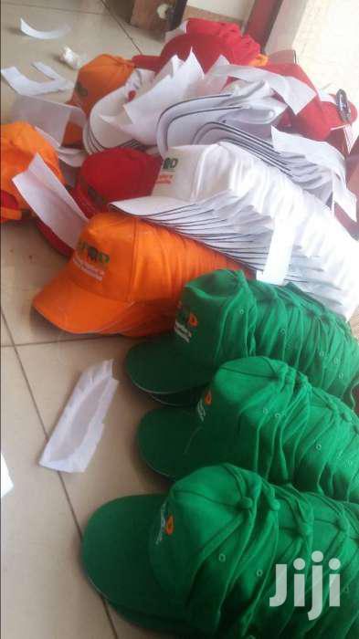Branded Caps | Printing Services for sale in Kampala, Central Region, Uganda