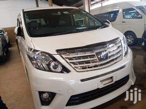New Toyota Alphard 2012 White   Cars for sale in Central Region, Kampala