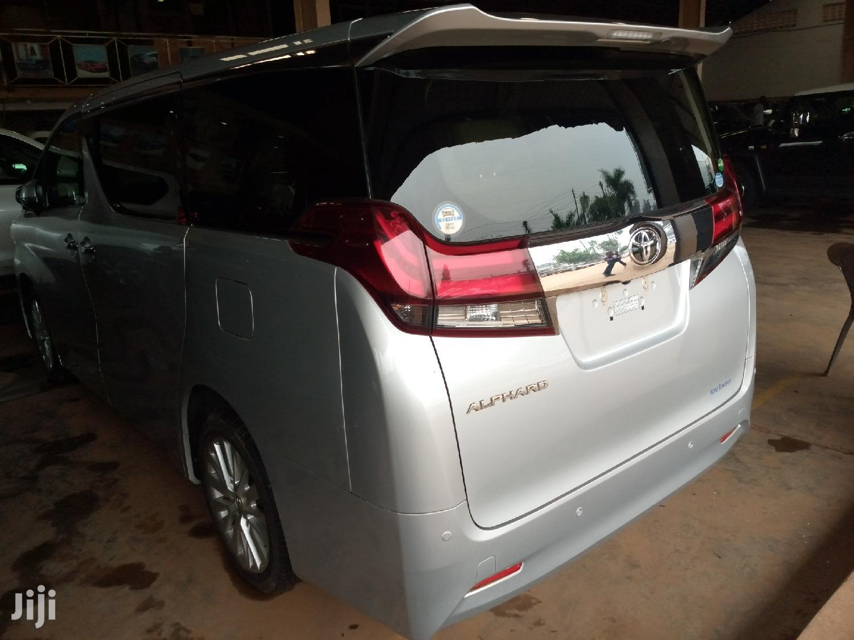 Toyota Alphard 2017 Silver | Cars for sale in Kampala, Central Region, Uganda