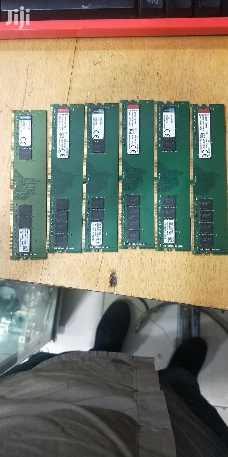 CPU RAM Ddr4 Pc4 4gb | Computer Hardware for sale in Kampala, Central Region, Uganda