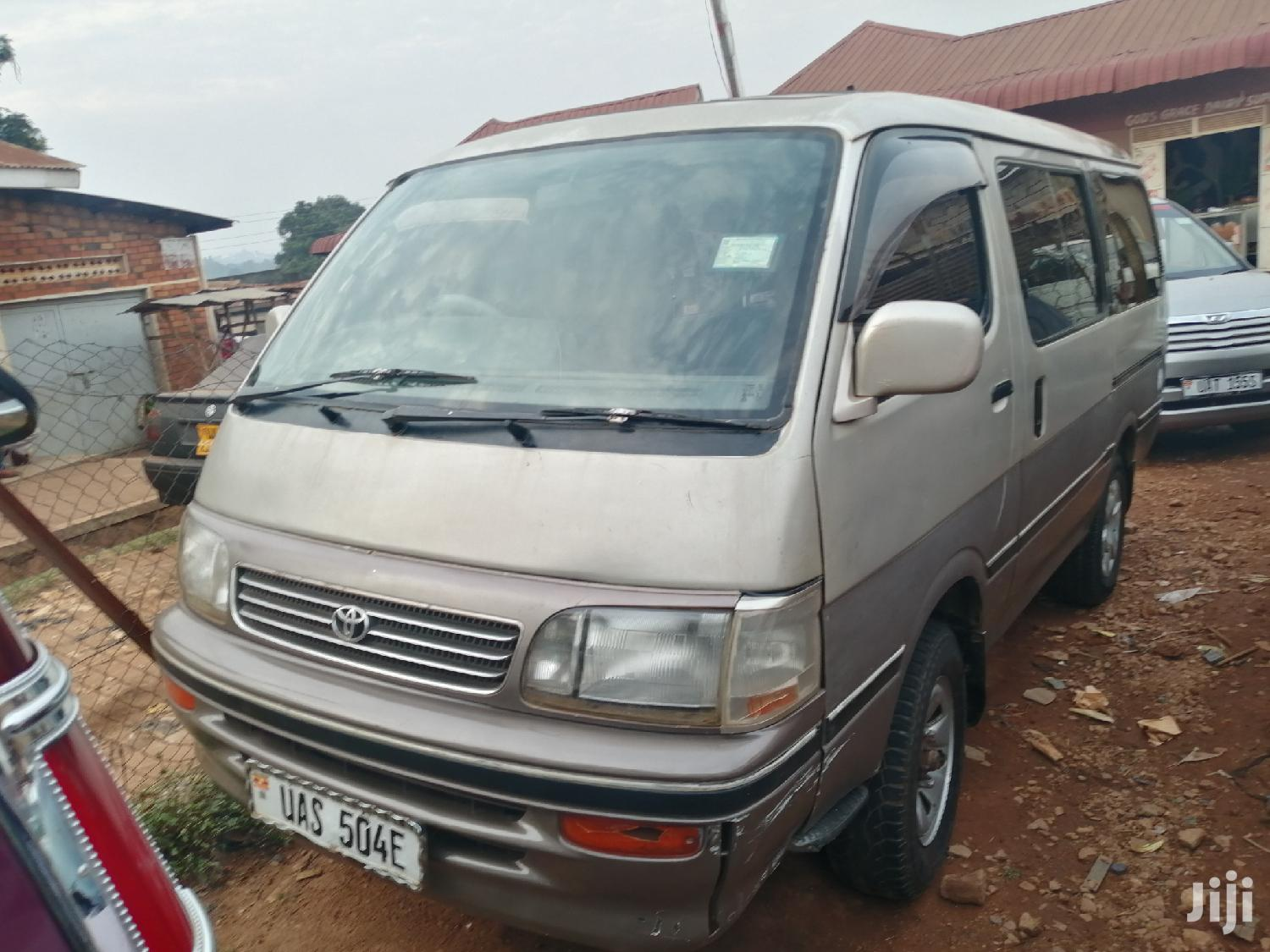 Toyota HiAce 1998 Silver | Buses & Microbuses for sale in Kampala, Central Region, Uganda