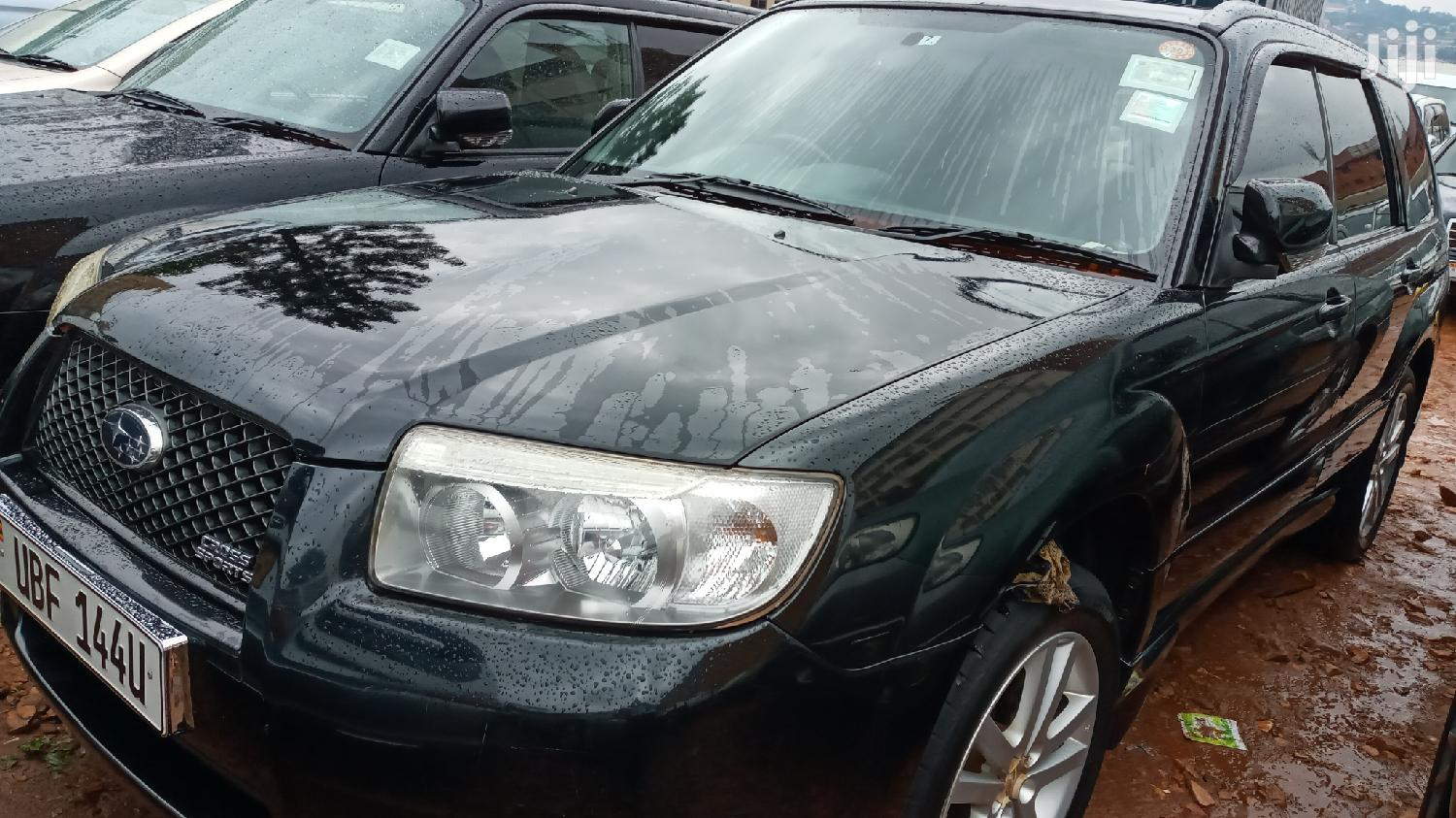 Subaru Forester 2006 Black