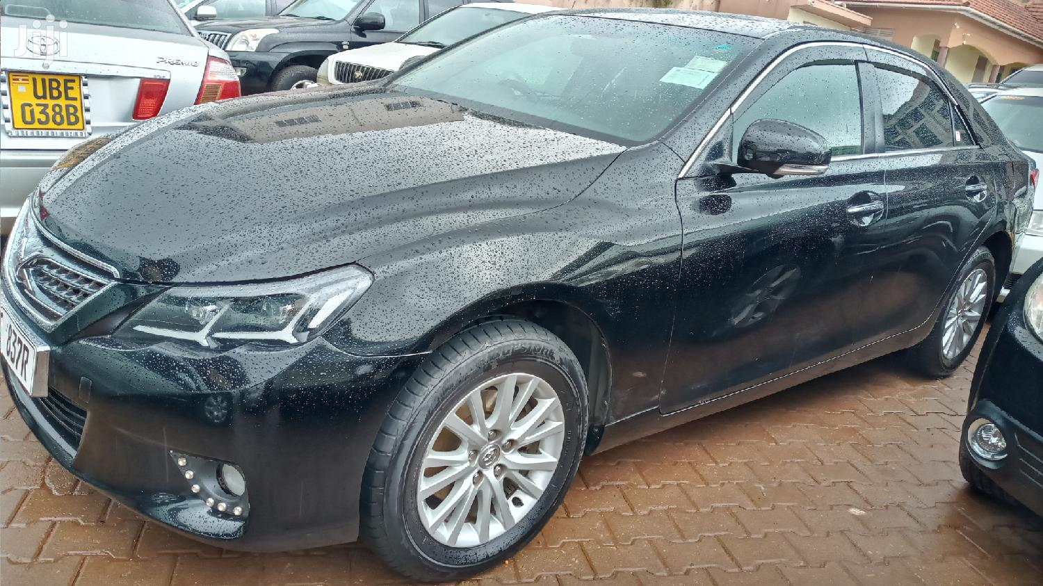 Toyota Mark X 2009 Black | Cars for sale in Kampala, Central Region, Uganda