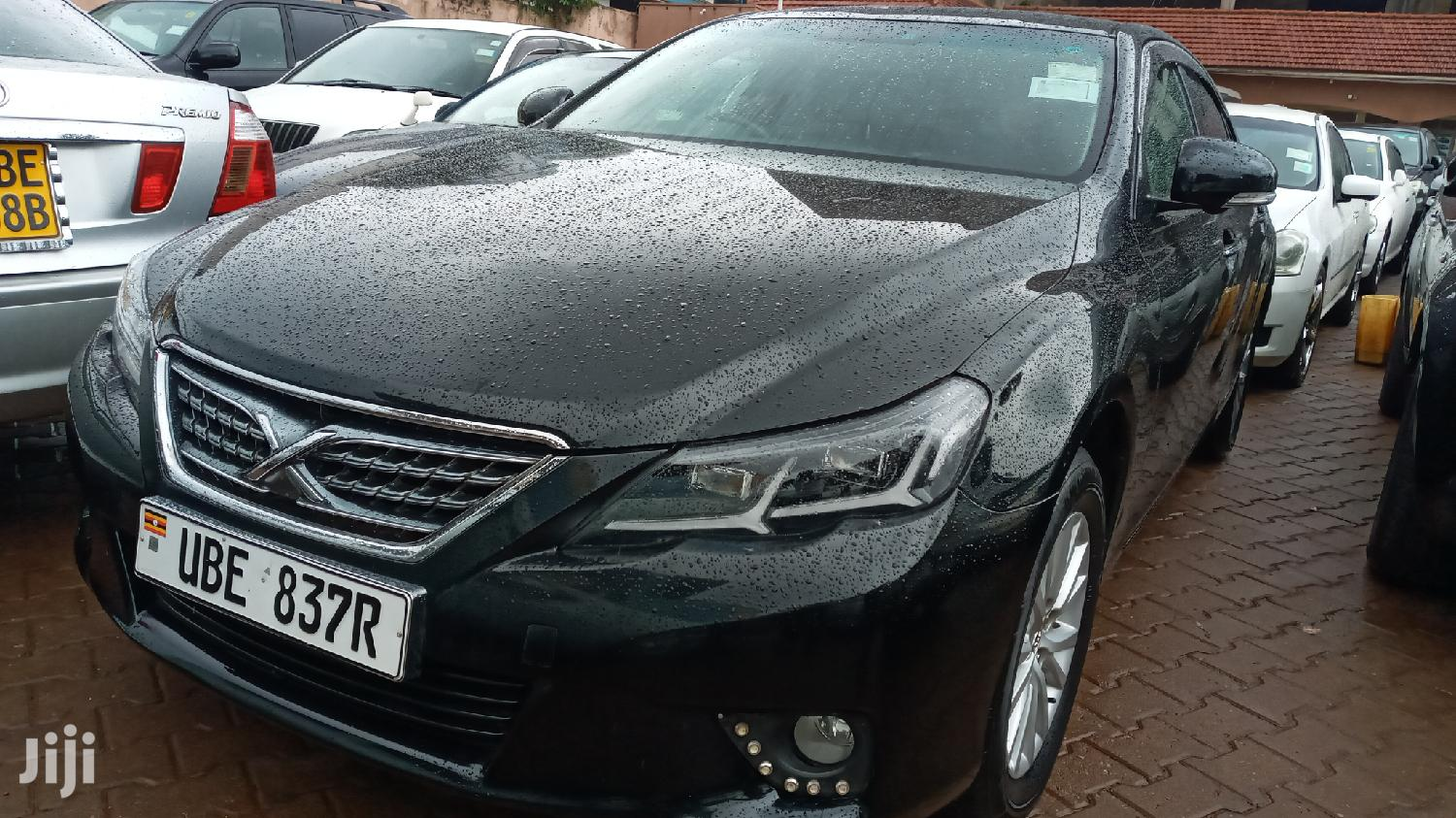 Toyota Mark X 2009 Black