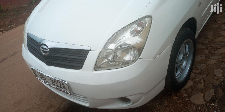 Archive: Toyota Spacio 2004 White