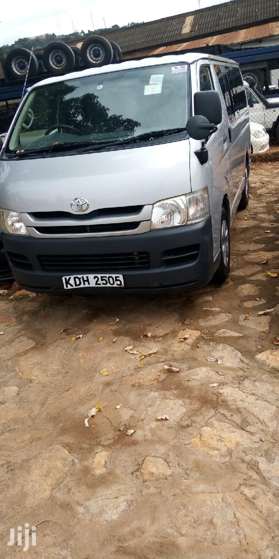 Toyota Hiace Van Drone | Buses & Microbuses for sale in Kampala, Central Region, Uganda
