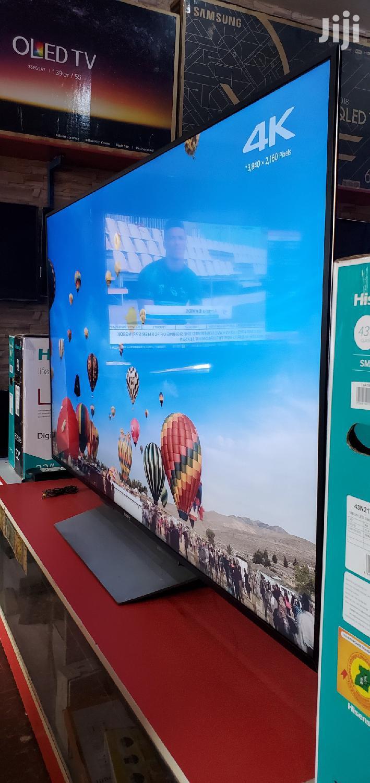 Brand New Sony Bravia Smart Uhd 4k Tv 65 Inches | TV & DVD Equipment for sale in Kampala, Central Region, Uganda