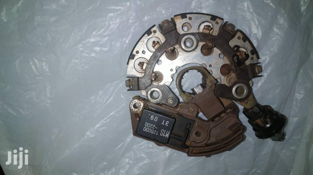 Regulator And Diode Plate For Alternator Toyota   Vehicle Parts & Accessories for sale in Kampala, Central Region, Uganda