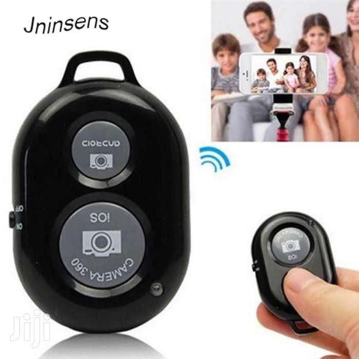 Bluetooth Remote Shutter Controller For iPhone,Android &Camera 360