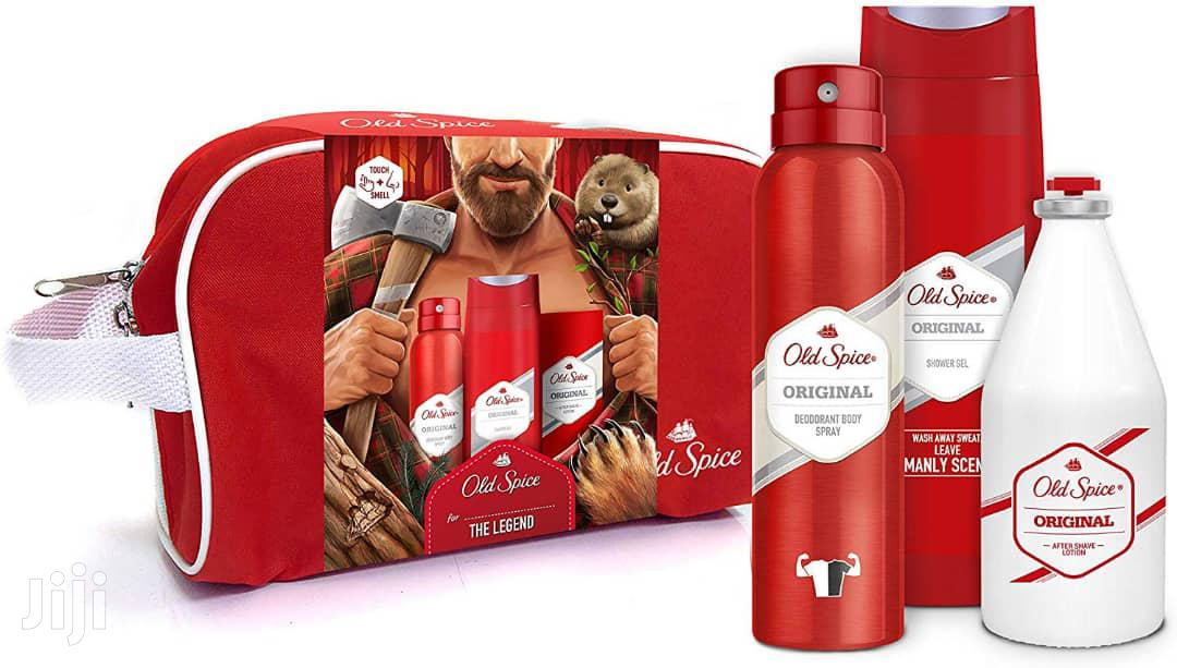 Archive: Old Spice Gift Set For Men