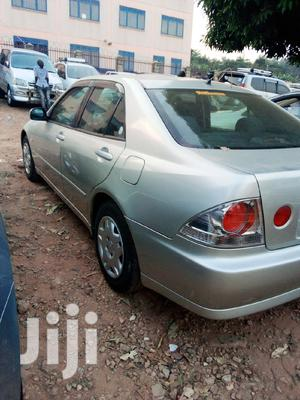 Toyota Altezza 2004 Gold   Cars for sale in Central Region, Kampala