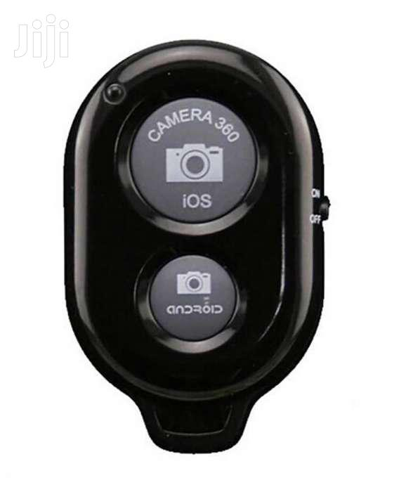 Bluetooth Remote Shutter Controller For iPhone,Android &Camera 360 | Accessories for Mobile Phones & Tablets for sale in Kampala, Central Region, Uganda