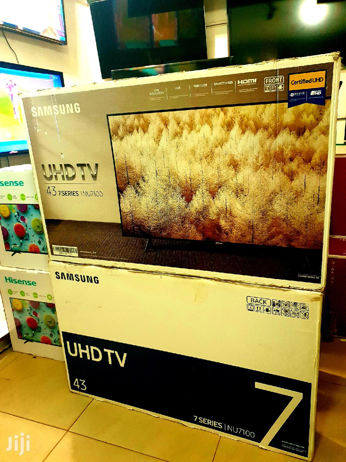 Brand New Samsung Smart Uhd 4k Tv 43 Inches